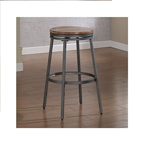 American Woodcrafters Stockton Backless Bar Stool